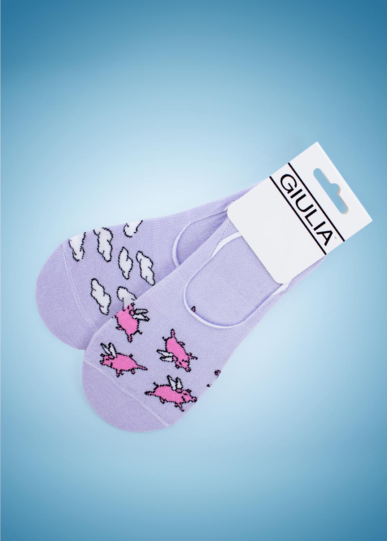 Носки женские Footies-fw 003 (комплект 2 пары)