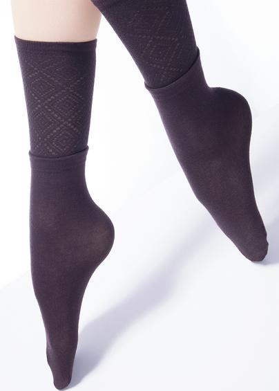 Носки женские DUAL model 1- купить в Украине в магазине kolgot.net (фото 1)