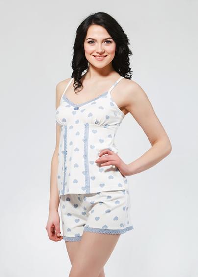 Домашняя одежда Пижама 11/4564- купить в Украине в магазине kolgot.net (фото 1)