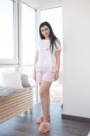 Одяг для домашньго відпочинку ТМ Giulia MILLY 6105/010