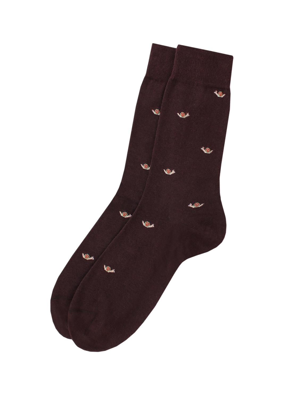 Носки мужские классические мужские носки elegant 401 вид 3