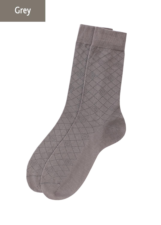 Носки мужские классические мужские носки elegant 203 вид 3