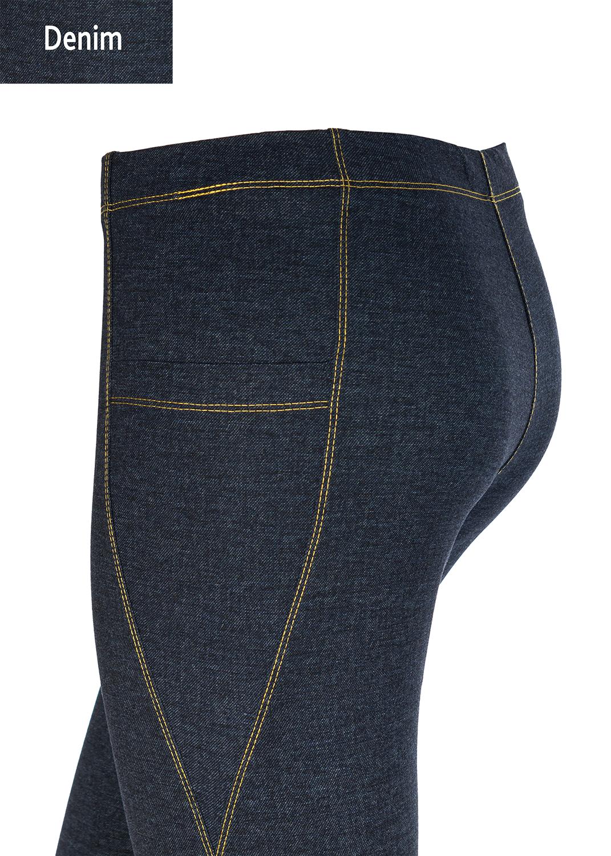 Леггинсы женские Capri jeans model 1 вид 1