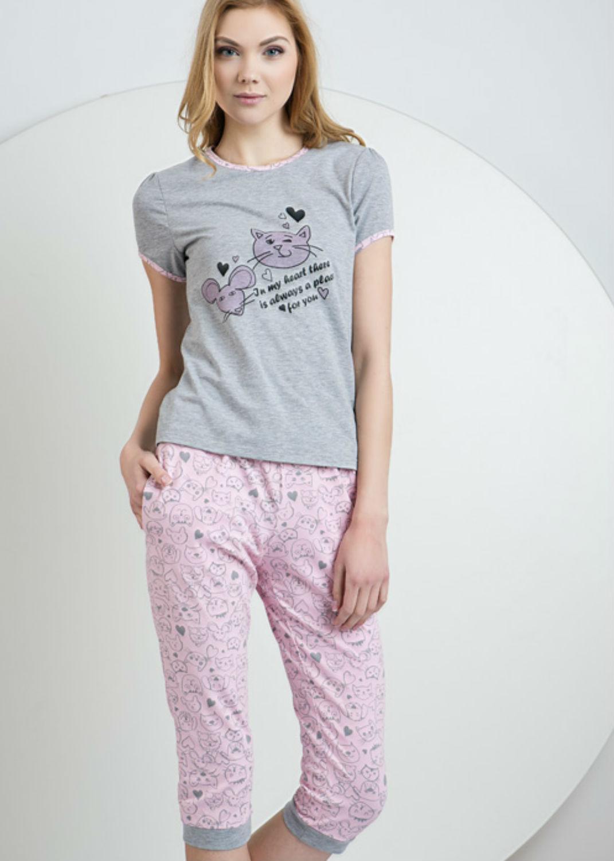 Домашняя одежда пижама женская lnp 031/001