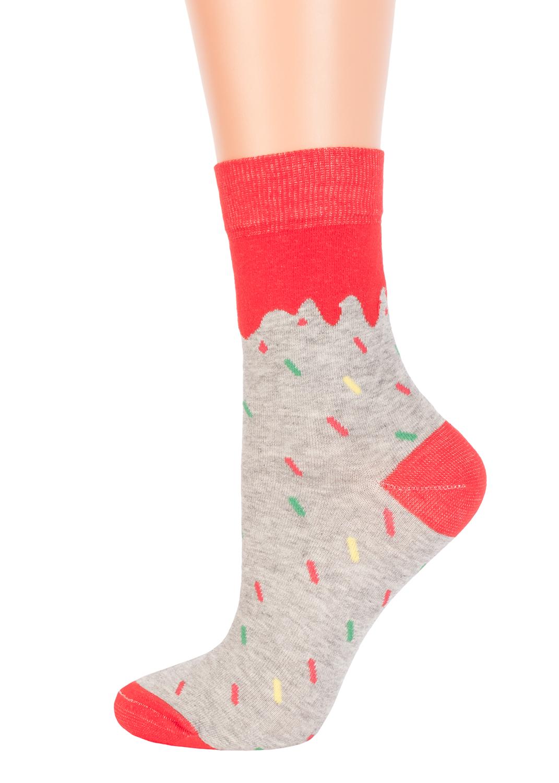Носки женские хлопковые носочки cl-33