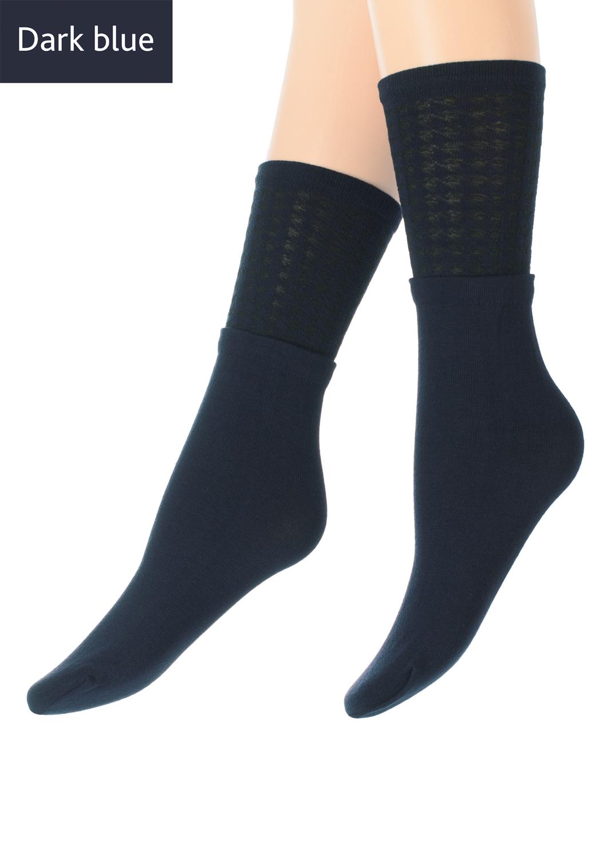 Носки женские Dual model 4 вид 7