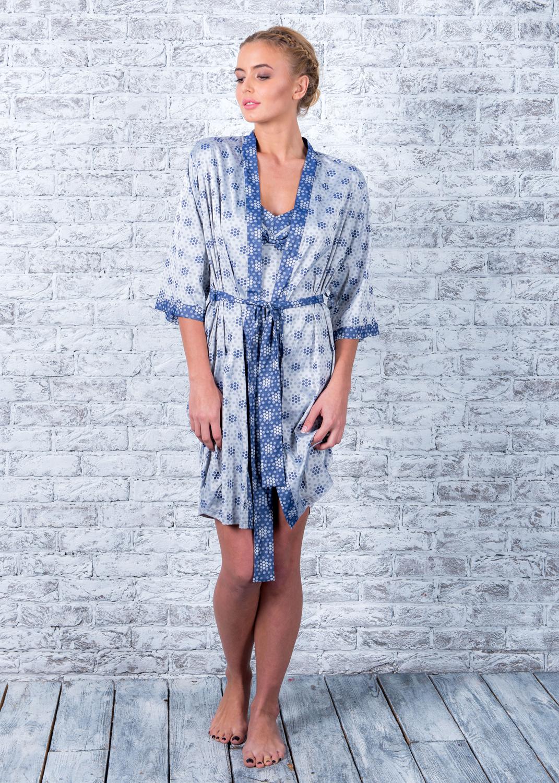 Домашняя одежда халат sn-3504