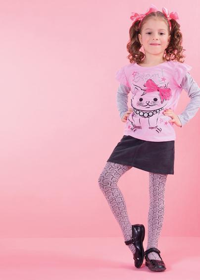 Детские колготки LACY 120 model 5- купить в Украине в магазине kolgot.net (фото 1)