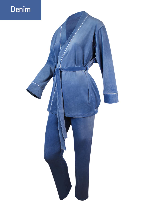 Домашняя одежда Soft winter 5501/08