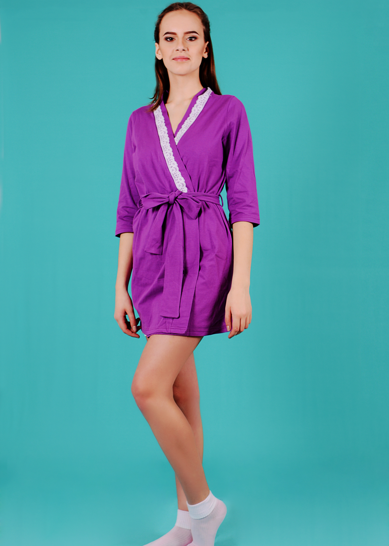 Домашняя одежда халат ct-ln-3504 вид 2
