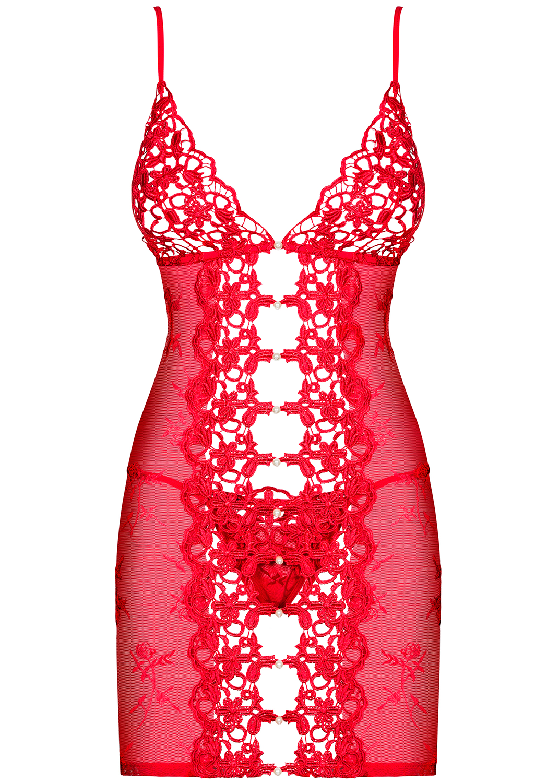 Эротическое белье Bride chemise вид 4