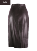 PENCIL SKIRT LEATHER 01 model 1 (фото 7)