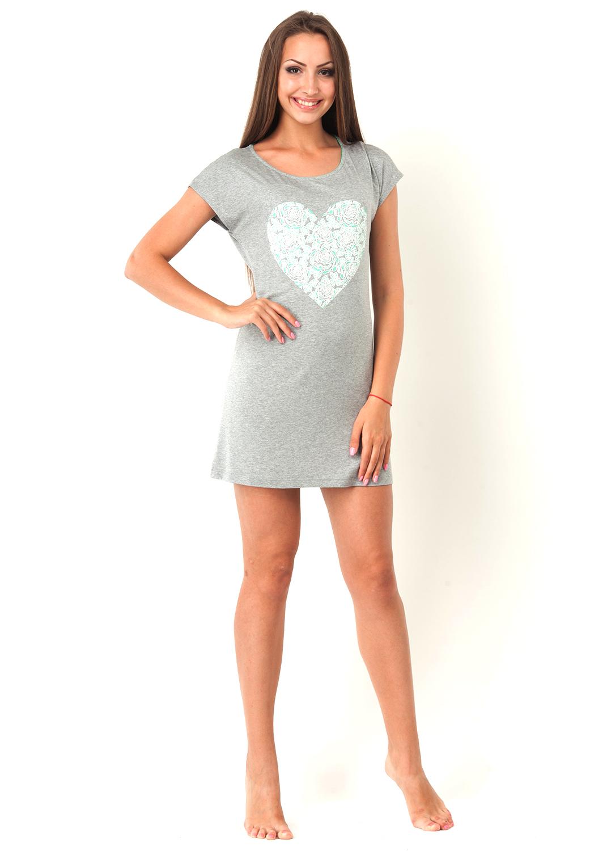 Домашняя одежда платье 5556 п