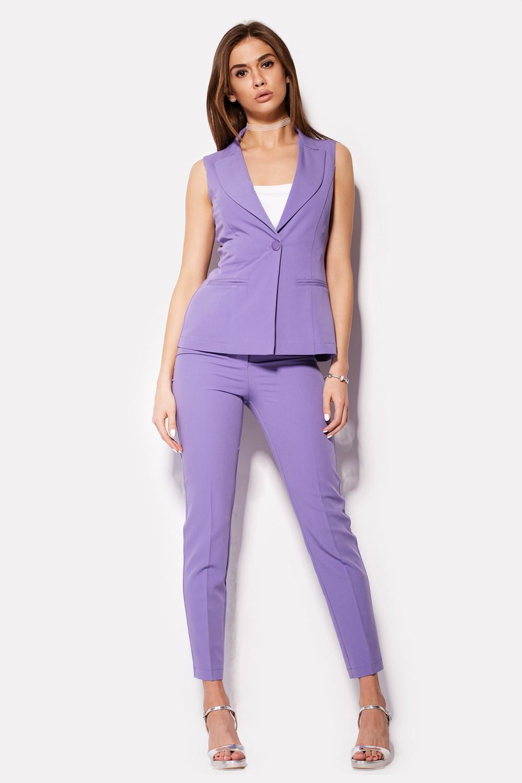 Брюки женские брюки voks crd1601-021 вид 2