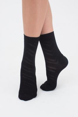 Женские носки в мелкую сеточку TM GIULIA TR-05 calzino