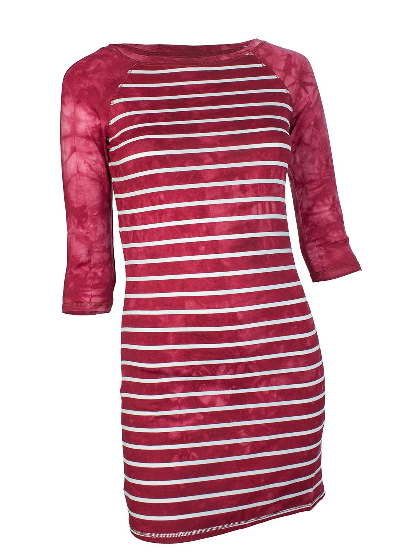Домашняя одежда платье td-5501 вид 5