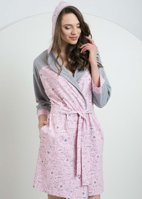 Домашняя одежда женский халат ldg 029/001