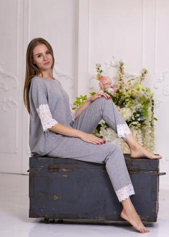 комплект (штаны и кофта) для домашнего отдыха tm giulia MERINGUE 5205/011