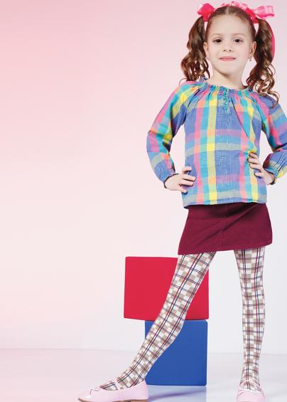 Детские колготки RUBY 150 model 2- купить в Украине в магазине kolgot.net (фото 1)