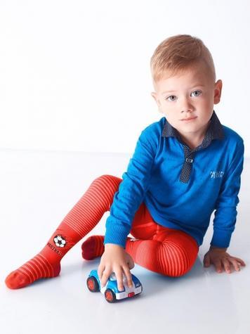 Детские хлопковые колготки TM GIULIA D020 KIDS