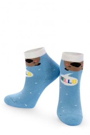 Детские махровые носки ТМ GIULIA KS2C/Te-004