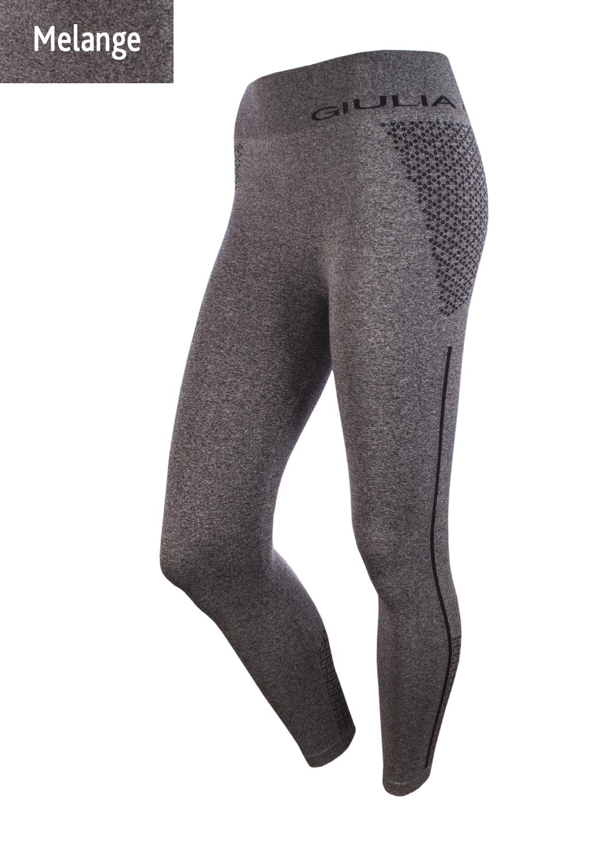 Леггинсы женские Leggings sport melange model 2 вид 1