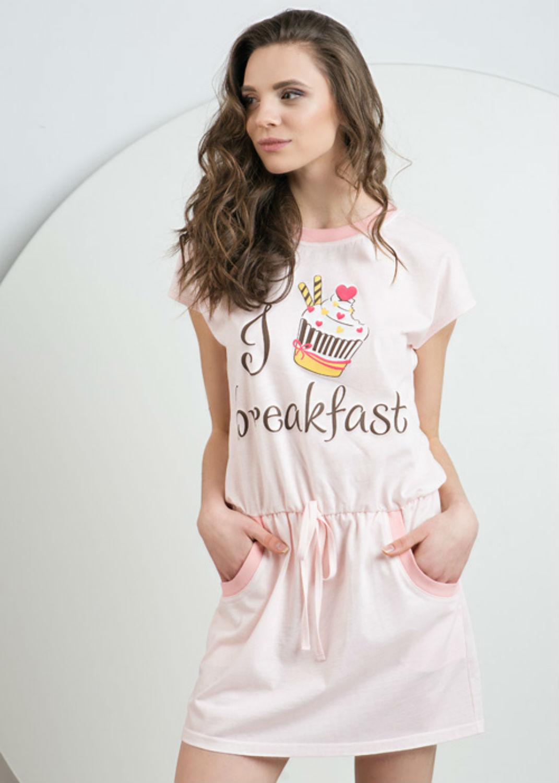 Домашняя одежда платье lnd 072/002