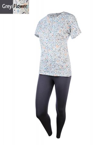 комплект (футболка с лосинами) для домашнего отдыха TM GIULIA MELODY 5105/010