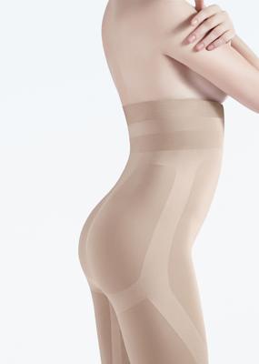 Высокие моделирующие шорты без боковых швов ТМ GIULIA GUAINA ALZA GLUTEI MODELLANTE