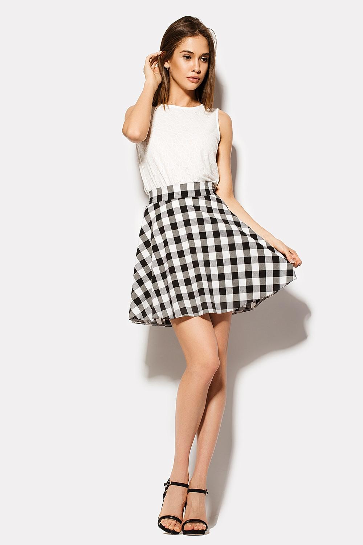 Юбки юбка nona crd1508-026 вид 3