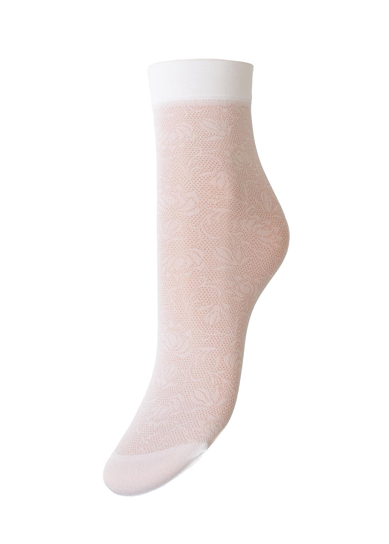 Носки женские FN-03 ажурные носочки