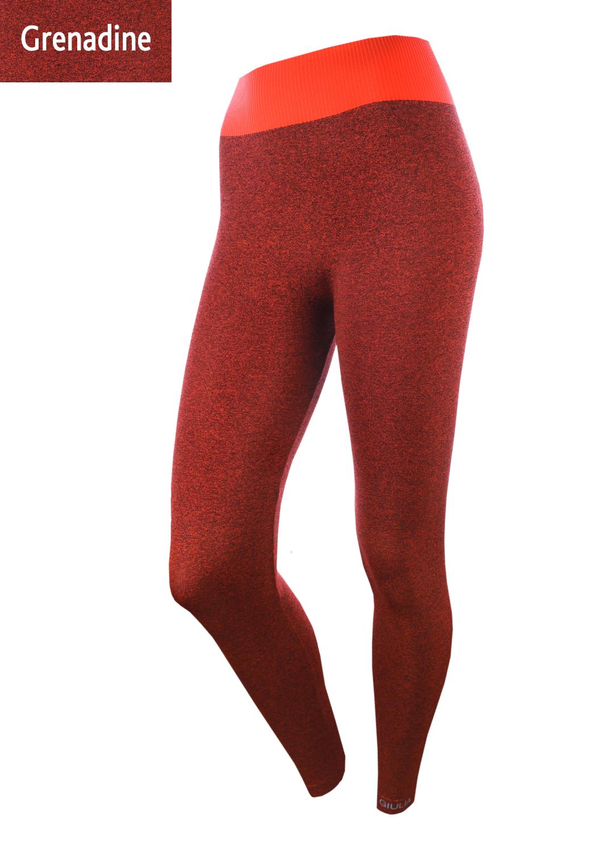 Леггинсы женские Leggings sport melange color вид 1
