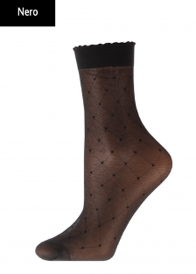 Женские носки с имитацией сетки TM GIULIA NN-06 calzino