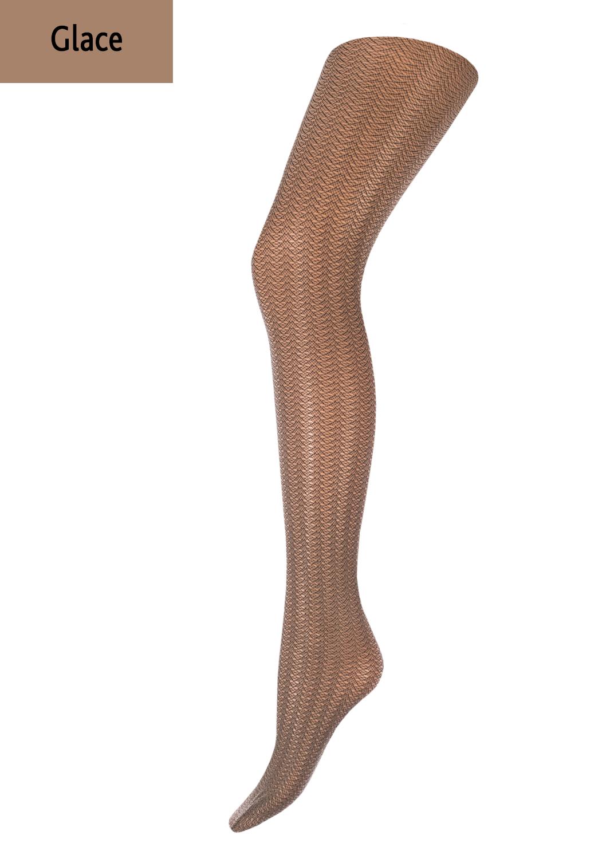 Колготки с рисунком Jasmine 20 model 3 вид 1