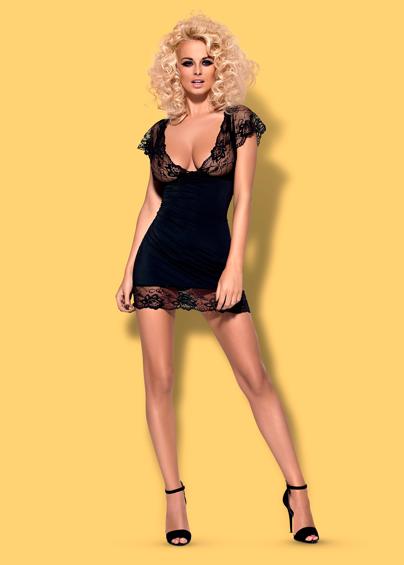 Эротическое белье IMPERIA CHEMISE - купить в Украине в магазине kolgot.net (фото 1)