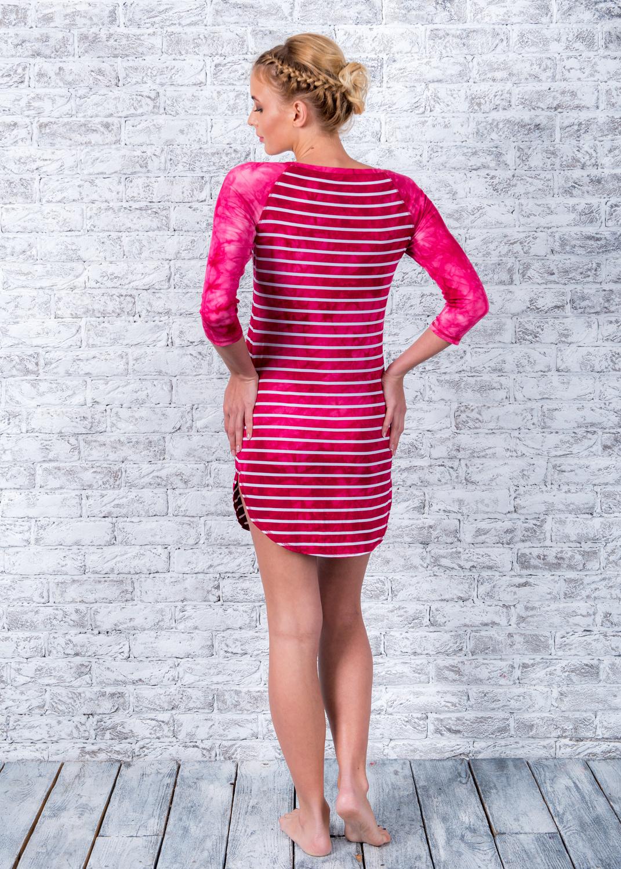 Домашняя одежда платье td-5501 вид 1