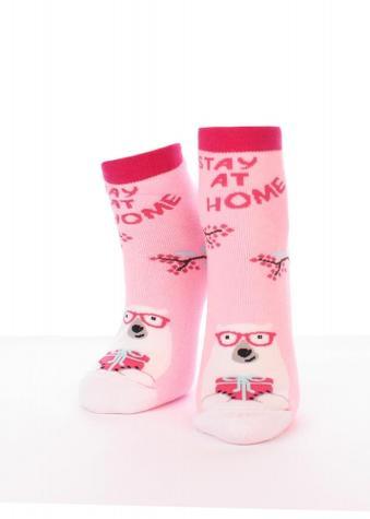 Женские махровые носки ТМ GIULIA WS2C/Te-001