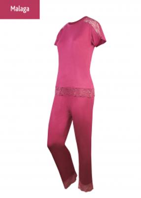 комплект (футболка с штанами) для домашнего отдыха TM GIULIA VALERI 5102/031