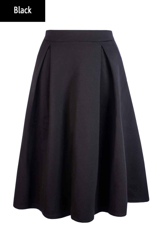 Юбки Pleat skirt model 1 вид 2