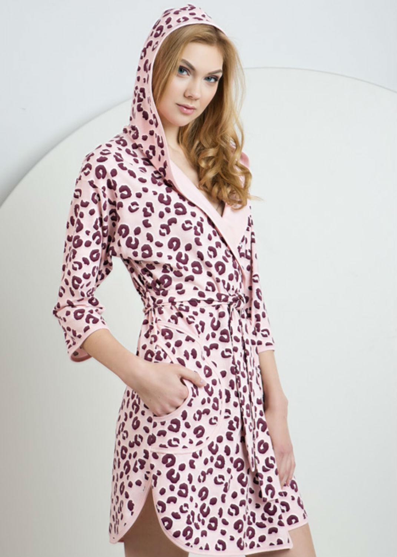 Домашняя одежда женский халат ldg 023/001