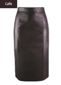 PENCIL SKIRT LEATHER 01 model 1 (фото 6)