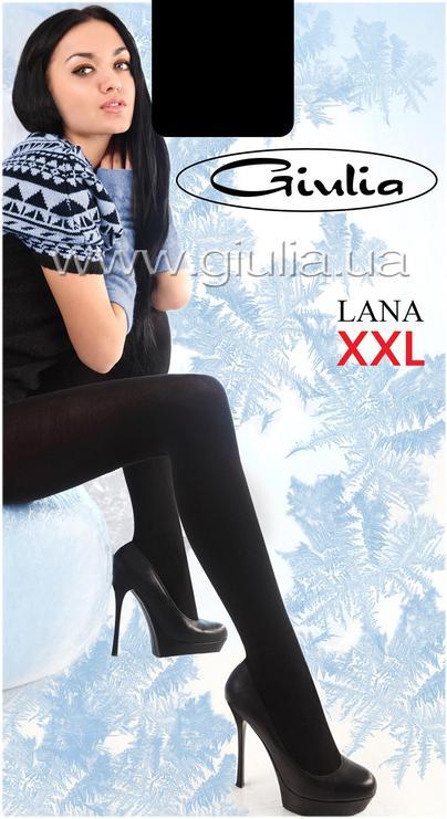 Теплые колготки LANA 150 XXL <span style='text-decoration: none; color:#ff0000;'>Распродано</span>- купить в Украине в магазине kolgot.net (фото 1)