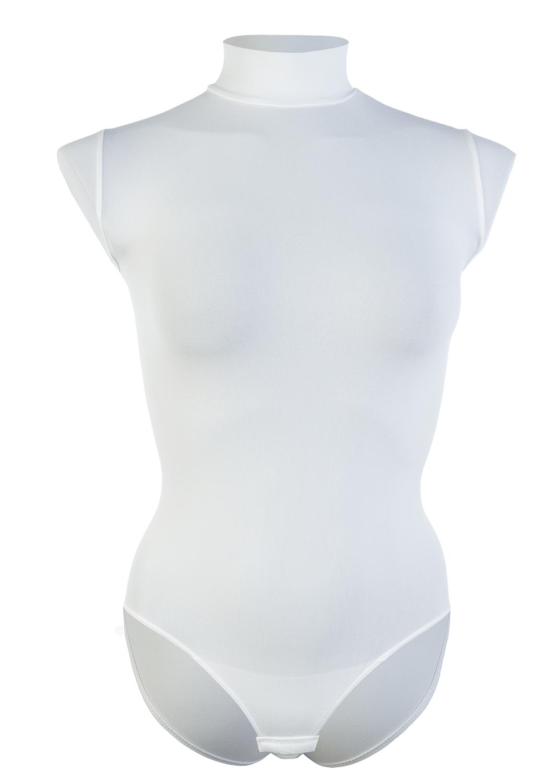 Боди женское Body lupetto manica lunga вид 9