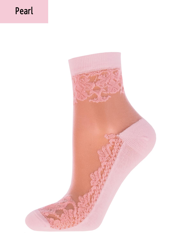 Носки женские носки wsm-005 вид 1