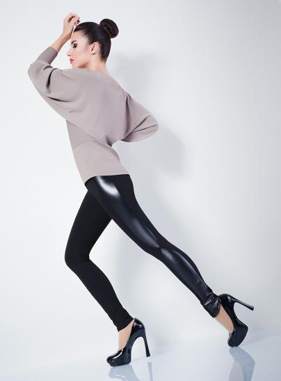 Леггинсы женские LEGGY SHINE model 1- купить в Украине в магазине kolgot.net (фото 1)