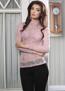 Одежда для дома и отдыха 6291-3 джемпер женский кружевной Anabel Arto - купить в Украине в магазине kolgot.net (фото 4)