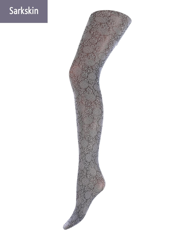 Колготки с рисунком Bella 80 model 2 вид 2