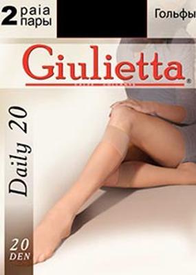 Классические гольфы из микрофибры TM GIULIETTA DAILY 20