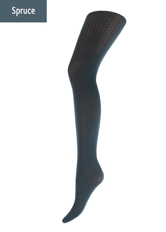 Колготки с рисунком Marietta 60 model 14 вид 4