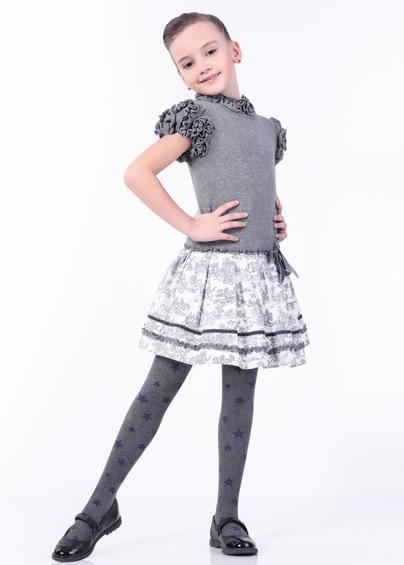Детские колготки LUCKY 200 model 11- купить в Украине в магазине kolgot.net (фото 1)
